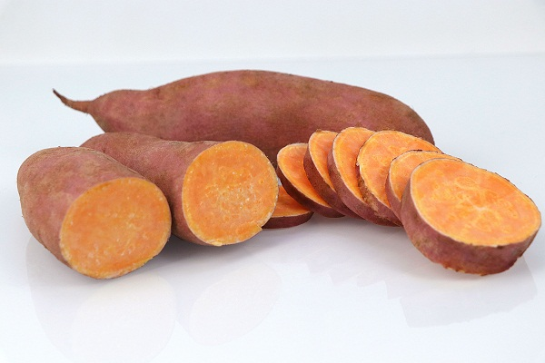 有一种食物叫红薯